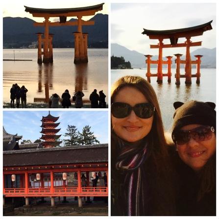 Itsukushima Shrine, Miyajima Island, Japan