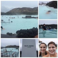 Blue Lagoon , Iceland