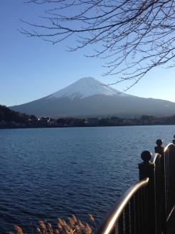 Mount Fiji, Japan
