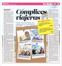 Article published in El Nuevo Dia Newspaper
