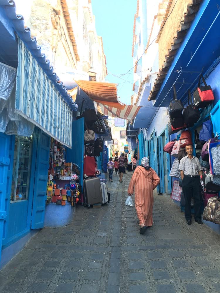 chaouen-street