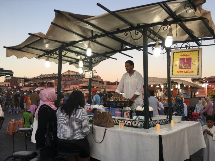 food-stalls