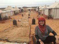 Luxury Camp at Sahara Desert