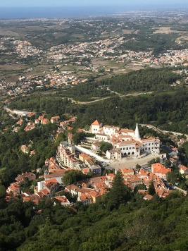 City of Sintra, Portugal