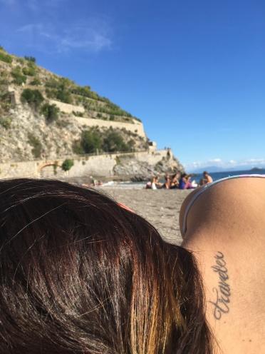 Miori Beach, Amalfi Coast, Italy