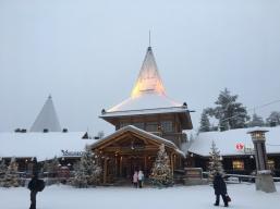 Santa's Village, Rovaniemi, Finland