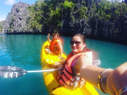 Kayaking in Phi Phi Islands