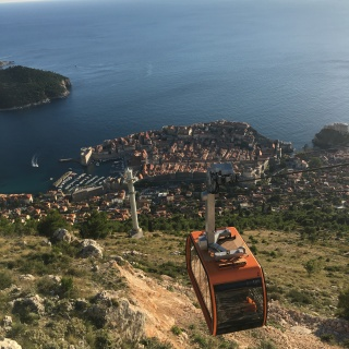 Dubrovnik's Cable Car