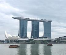 Marina Bay Sands Hotel, Sisngapore