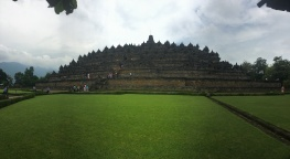 Borobodur Temple, Indonesia