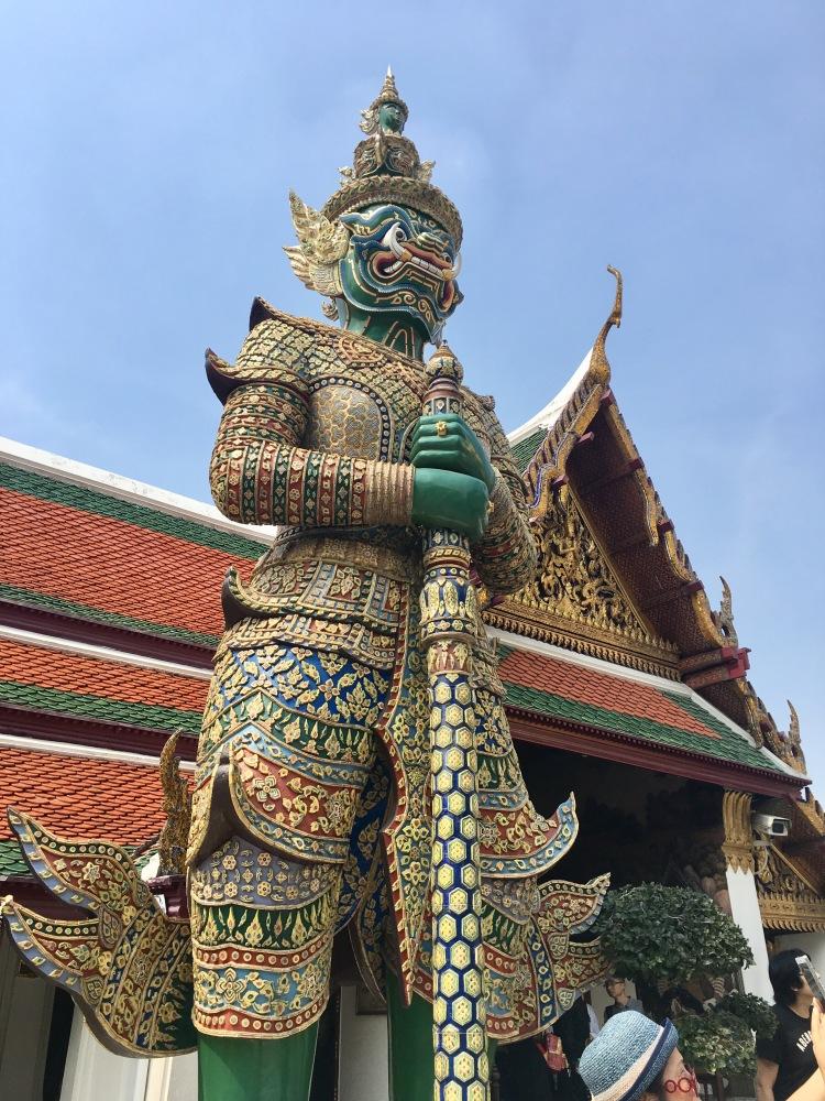 BANGKOK - GRAND PALACE 2