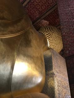 BANGKOK RECLINING BUDDHA 3