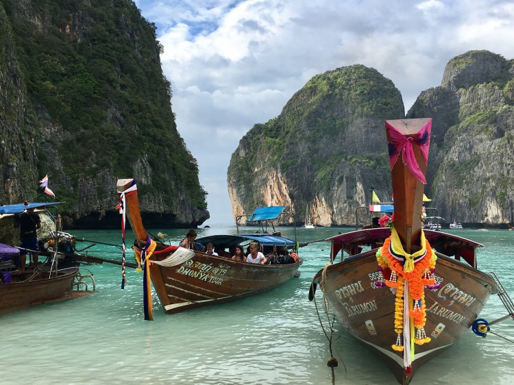 PHI PHI ISLANDS MAYA BAY 1